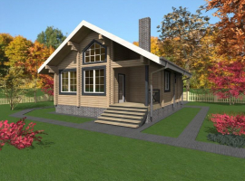 Проект дома №201