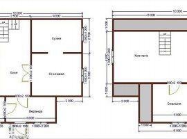Проект дома №75