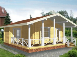 Проект дома №148