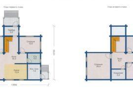 Проект дома №254