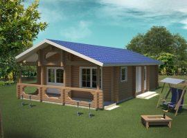 Проект дома №124