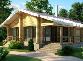 Проект дома №275