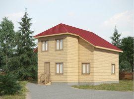 Проект дома №137