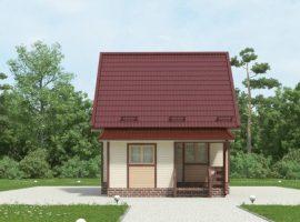 Проект дома №41