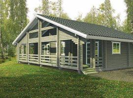 Проект дома №241