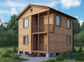Проект дома №46