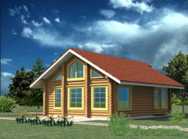 Проект дома №116