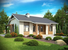 Проект дома №205