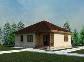 Проект дома №272