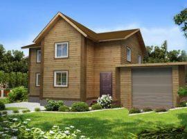 Проект дома №215