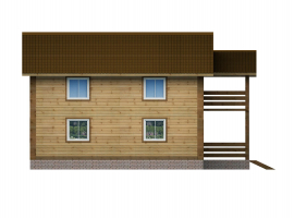 Проект дома №200