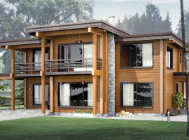 Проект дома №287