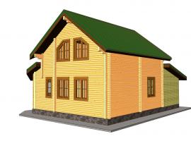 Проект дома №161