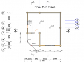 Проект дома №83