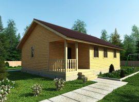 Проект дома №164