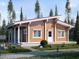Проект дома №218