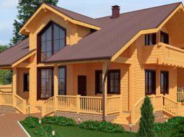 Проект дома №286