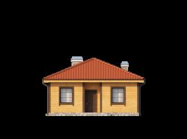 Проект дома №197