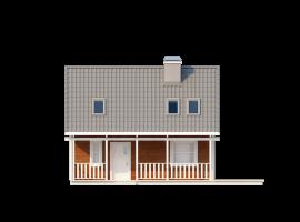Проект дома №61