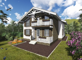 Проект дома №238